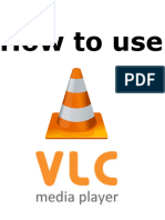 How to Use VLC Media Player