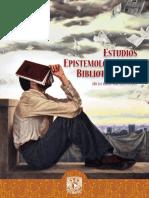 Estudios Estudios Epistemologicos de Bibliotecologia
