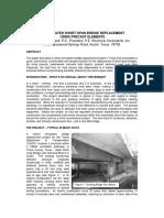Accelerated Short Span Bridge-Powell