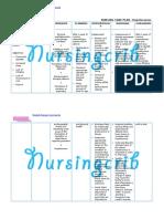 Nursing Care Plan for Hopelessness NCP
