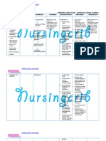 Nursing Care Plan for Ineffective Infant Feeding Pattern NCP
