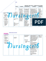 Nursing Care Plan for Insufficient Breastmilk NCP