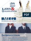 Nevada Annulment Laws & Qualifications