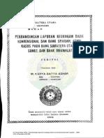 Perbedaan Laporan Keuangan Bank Konvensional dan Bank Syariah