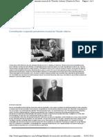 O Envelhecido e Superado Pensamento Musical de Theodor Adorno Gazeta Do Povo