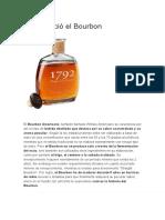 Historia Del Bourbon