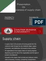 Supply Chain Responsiveness-1
