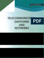 Telecommunication Switching and Networks