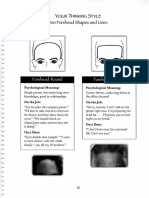 Face_Reading - Fore Head