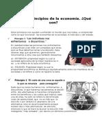 Los 10 Principios de La Economia Ucp