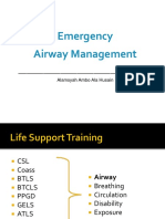 1.Emergency Airway Management