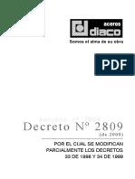 04 - Decreto 2809 de 2000