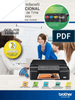 Brochure DCP -J105