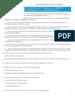 Cuestionario Sobre Los Títulos de Crédito