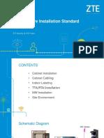 TI Hardware Installation Standard V1.0