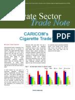 CRNM - Private Sector Trade Note - Vol 6 2009