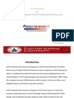 Sales & Distribution - ICICI Prudential Life Insurance