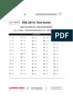 1. Thermodynamics, IC Engine, RAC_Objective