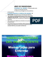 2- Leyes Del Inconsc., Criterios Del Impacto Emocional, Conflic.desenc.program.estruct.