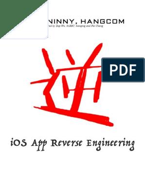 iOS App Reverse Engineering | Ios | Email