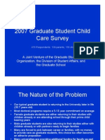 Childcare Survey 2007