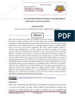 A STUDY OF INTERRELATIONSHIP BETWEEN HUMIDITY AND EQUILIBRIUM MOISTURE CONTENT OF WOODS