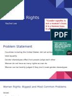 advocacy slide show