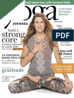 Yoga Journal - November 2015