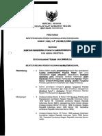 Juknis Pranata Lab Kes - Permenpan No. 008 Tahun 2006