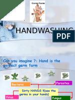 Handwashing technique
