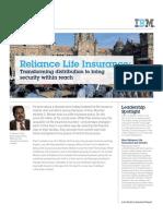 IBM Reliance Insurance