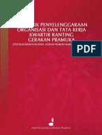 Jukran Organisasi dan Tata Kerja Kwartir Ranting Gerakan Pramuka.pdf