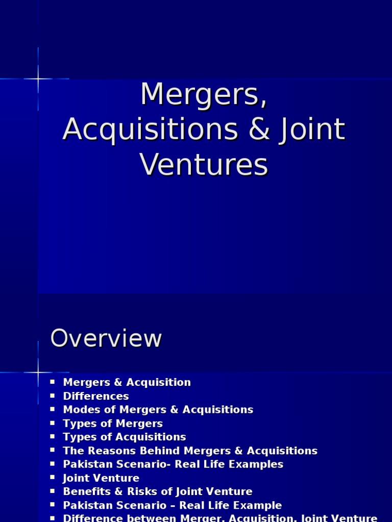 merger acquisition joint venture mergers and acquisitions tech