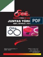 Catalogo Junta Torica