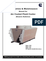 Installation Manual - Coil Cooler