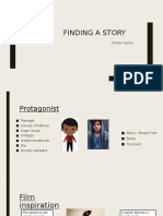 Finding a Story