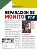 Reparacion de monitores -paso a paso-