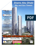 Operation and Maintenance Manual for Structural Steel - EVS - Revision 02