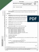 UNI 7670 1988 Meccanismi Per Apparecchi Di Sollevamento - Istruzioni Per Il Calcolo