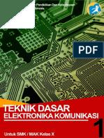 Teknik Dasar Elektronika Komunikasi