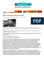 NGOs the Good, Bad and the Ugly - The Hindu Mobile Edition