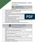 Quintiliano y Séneca