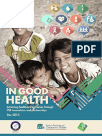 In Good Health-Compendium on CSR