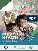 In Good Health-Compendium on CSR
