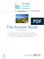 Home Buyer Guide for Portugal Real Estate Investments
