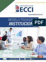 Modelo Pedagogico 2015