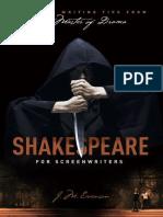 Shakespeare for Screenwriters Tim