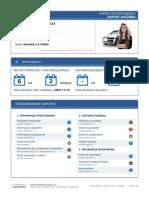 Raport VIN Autodna - Opel Insignia