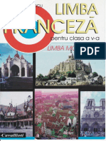 Franceza Clasa a v-A