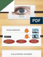 Development of Retinal Prosthesis2003